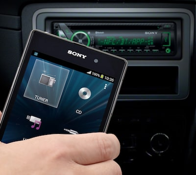 NFC One-touch y Bluetooth®