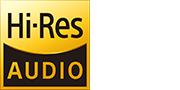 Logotipo de Audio High-Resolution